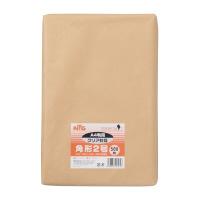 キングコーポレーション クリア封筒テープ付 角2 500枚入 (CFK2Q500)
