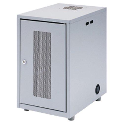 サンワサプライ NAS、HDD、ネットワーク機器収納ボックス 品番:CP-KBOX1