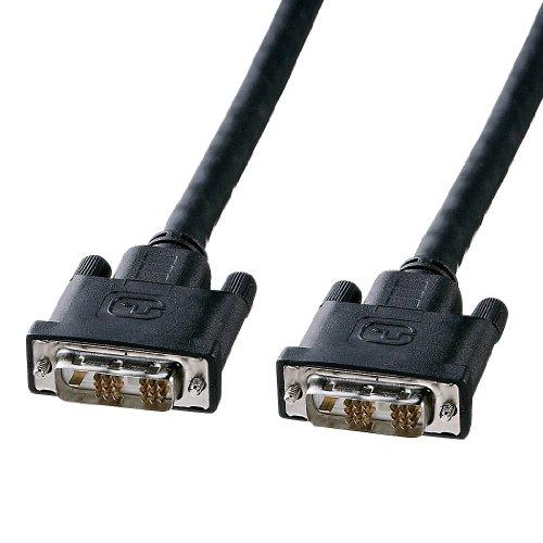 サンワサプライ DVIシングルリンクケーブル 品番:KC-DVI-100G