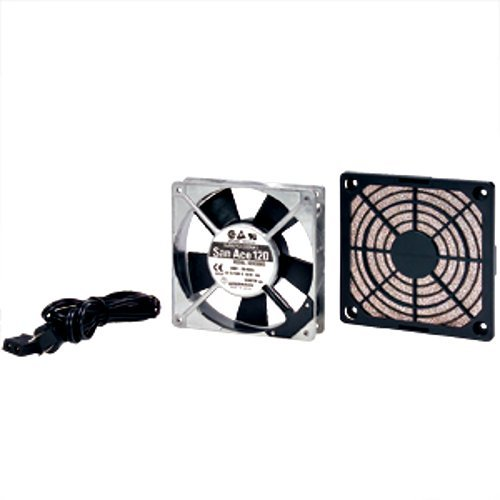 サンワサプライ 放熱ファン低速(静音)タイプ 品番:CP-SFANS-T