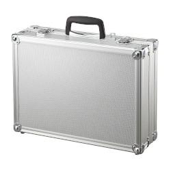サンワサプライ セキュリティ対応アルミケース 品番:BAG-AL5SL
