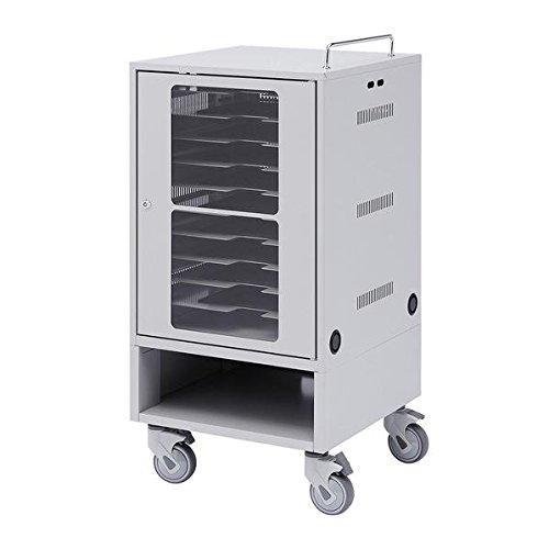 サンワサプライ タブレット収納保管庫(10台収納) 品番:CAI-CAB23