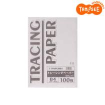 オリジナル 訳ありセール 格安 TANOSEE 直営ストア トレーシングペーパー60g B4 100枚入 T-TPAPERB4