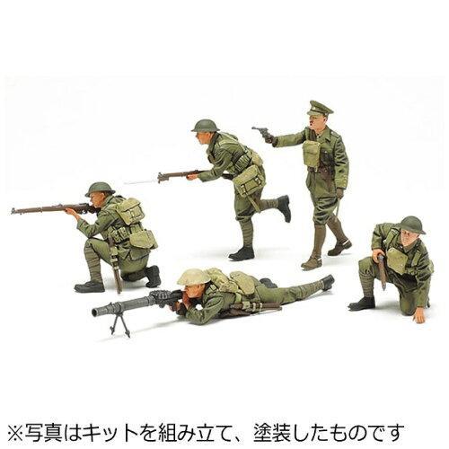 タミヤ メーカー在庫限り品 135イギリスホヘイ 通販 激安◆ 1 35 ミリタリーミニチュアシリーズ イギリス歩兵セット WWI No.339