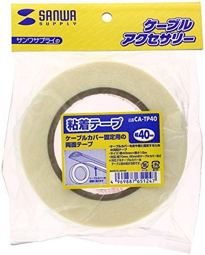 送料無料新品 サンワサプライ 粘着テープ CA-TP40 春の新作
