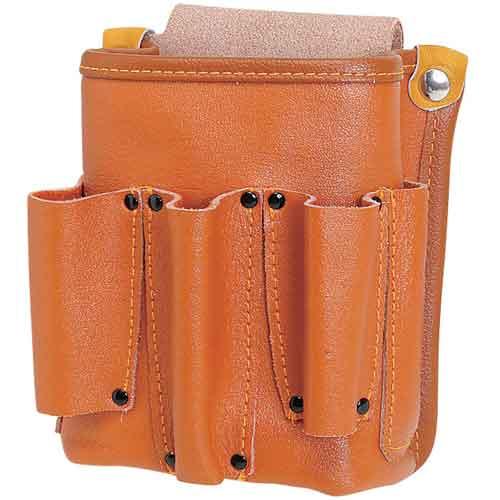 収納用品 腰袋サック1 革腰袋サック1 OUTLET SALE 限定価格セール 4977292166256 エバースキン万能小型腰袋 SK11 SEDK-SH