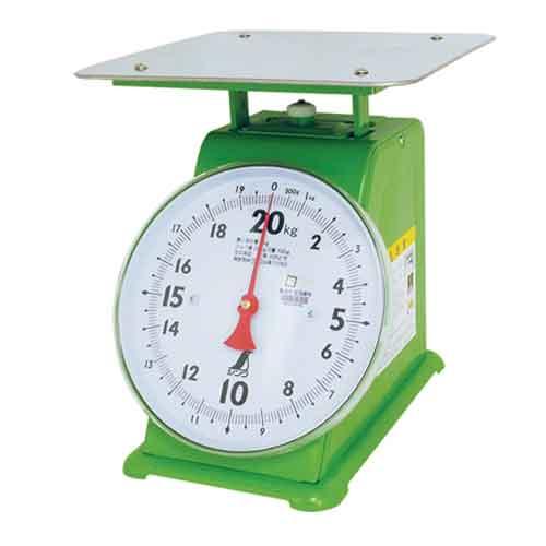 シンワ 上皿自動秤 20kg A型 [70093]