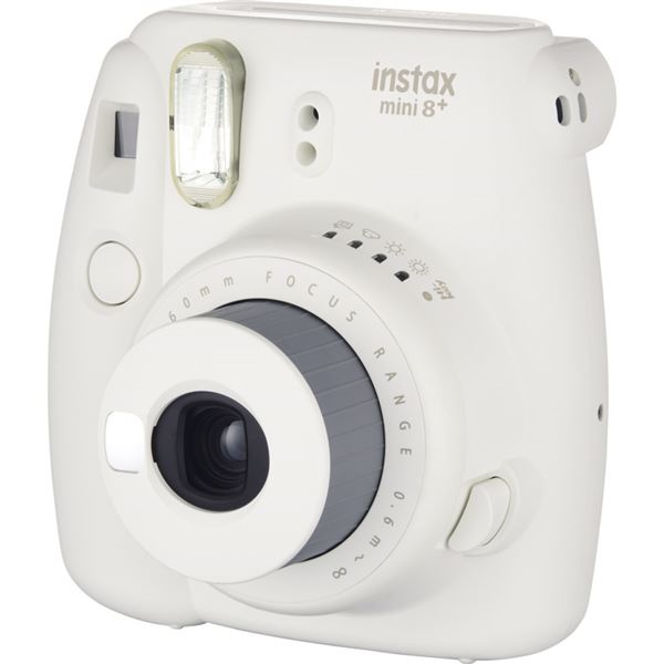 富士フイルム チェキインスタントカメラ instax mini8プラス バニラ#16495908