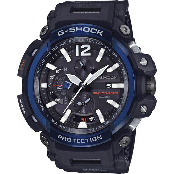 カシオ G-SHOCK GPSハイブリッド電波ソーラー GPW-2000-1A2JF