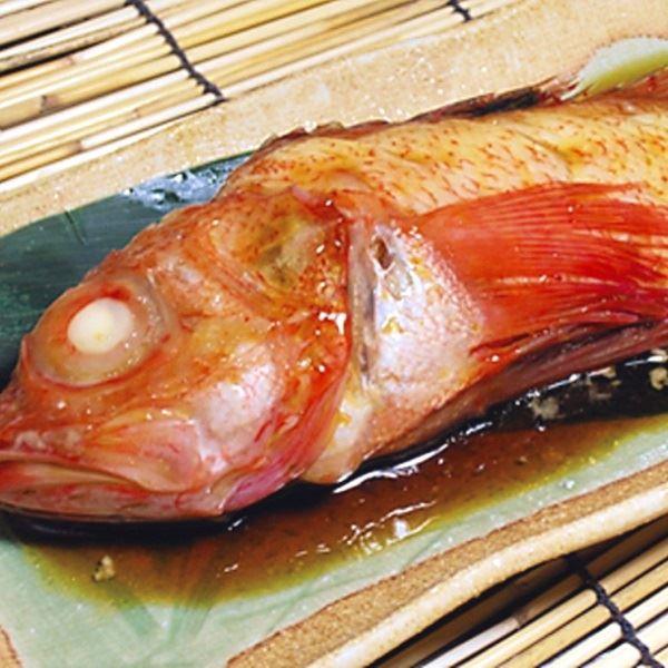 マルタカ 北海道産きんき姿煮 【直送品】