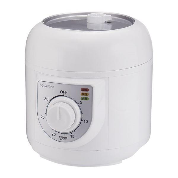 シー・シー・ピー 電気圧力鍋 BD-PC72