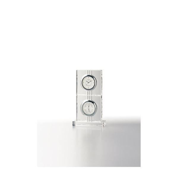 グラスワークスナルミ エコロサーモクロック(D) GW1000-11018