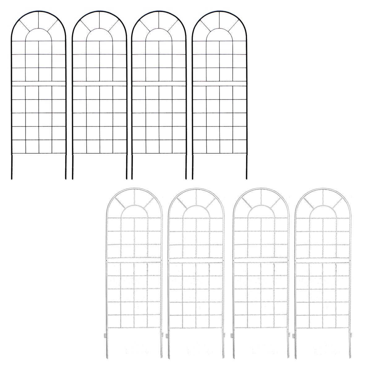 クラシックフェンス150 ロータイプ 4枚組 YB015L-4P