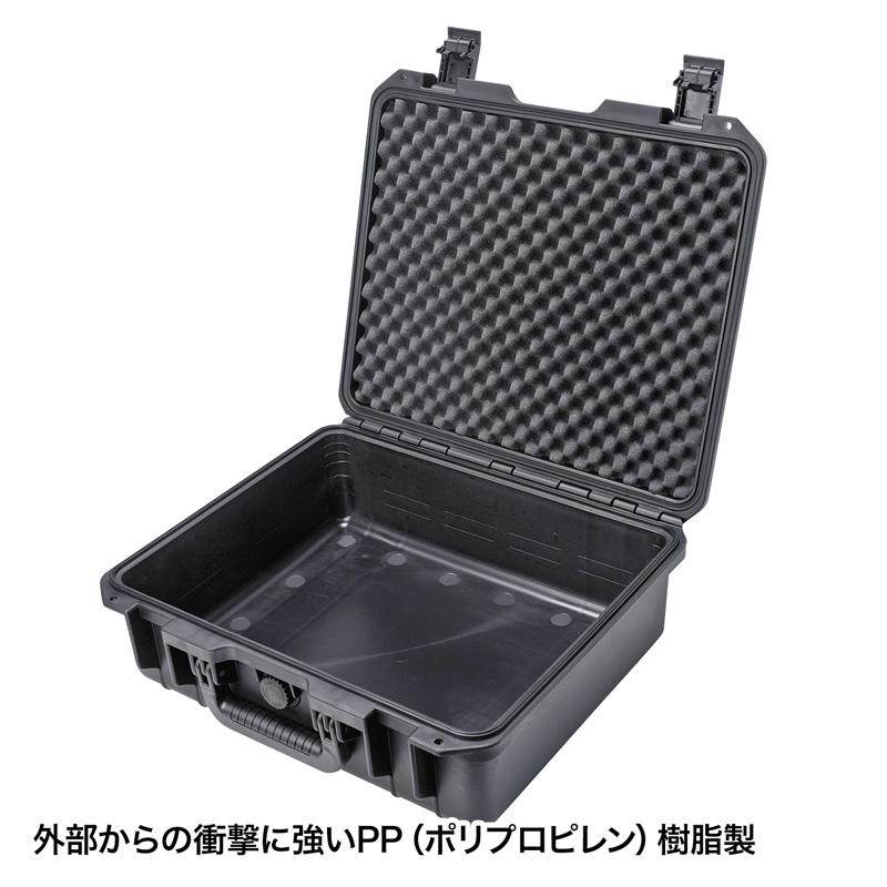 サンワサプライ ハードツールケース(15.6インチワイド) [BAG-HD1]
