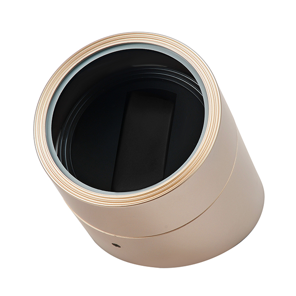 エスプリマ 丸型ワインディングマシーン (シャンパンゴールド) ES10301CG