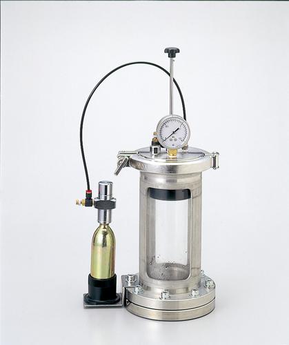 SEIKO SEIKO防水試験器S-480 S (ガスカートリッジ1本つき) C02480