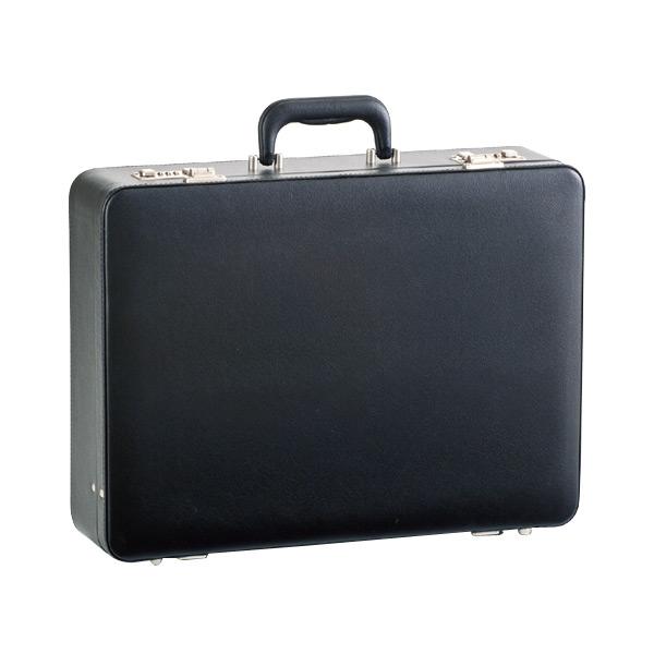 ハードアタッシュケース HARD ATTACHE CASE メンズ 21211 ブラック ブラック