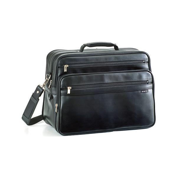 ブロンプトン ショルダーバッグ ハンドバッグ メンズ 16274 ブラック 国内正規 ブラック