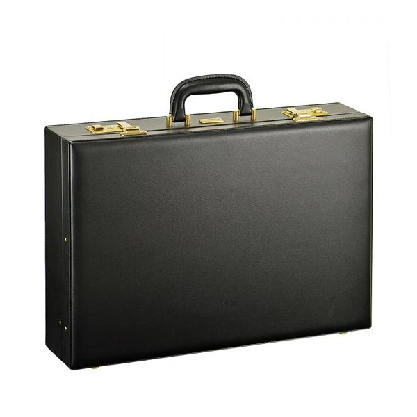 格安 マーケティング ジェイシーハミルトン J.C HAMILTON バッグ ハードアタッシュケース メンズ 21225-1H ブラック
