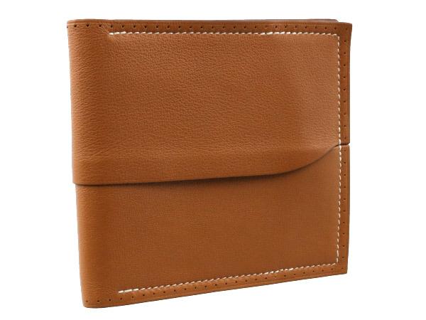 エルメス フレックス 二つ折り 財布 □Q刻印 【中古】BSK/NSG