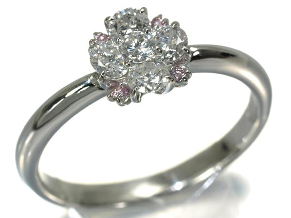 三越 ダイヤ ダイヤモンド 0 47ct 0 03ct リング 指輪 Pt900 プラチナGENJVpSUMqz