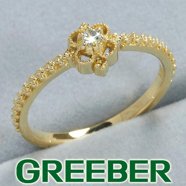 アーカー リング 指輪 ダイヤ ダイヤモンド K18YGBLJNvmO0w8n