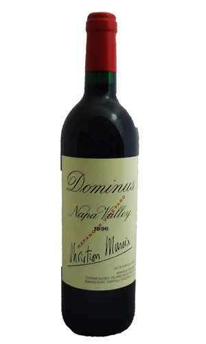 DOMINUS EXTATE ドミナス・エステート 1996DOMINUS ドミナス !750ml送料無料