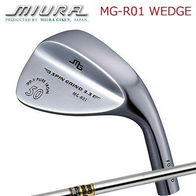 MIURA MG-R01 Wedge Dynemic Gold三浦技研 MG-R01 ウェッジ ダイナミックゴールド