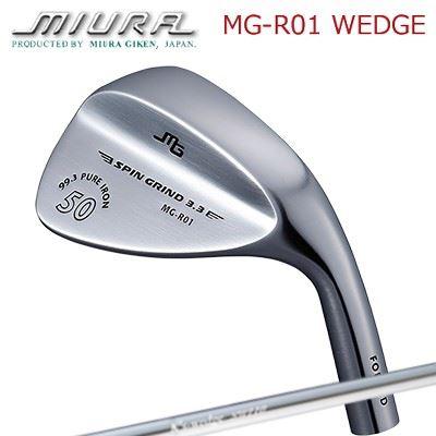 MIURA MG-R01 Wedge K'S Wedge HW120 DCR三浦技研 MG-R01 ウェッジ K'S ウェッジ HW120 DCRメッキ仕上