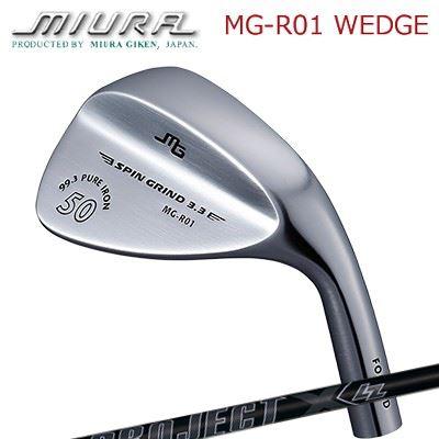 MIURA MG-R01 Wedge PROJECT X LZ ALL BLACK三浦技研 MG-R01 ウェッジ プロジェクトX LZ オールブラック