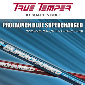 TRUE TEMPERGRAFALLOY PROLAUNCH BLUE-RED SUPERCHARGEDトゥルーテンパーグラファロイ ブルー スーパーチャージドレッド スーパーチャージドウッドシャフト(FW兼用)