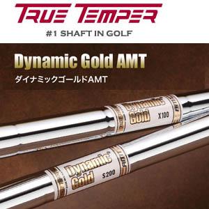 TRUE TEMPER Dynamic Gold AMTトゥルーテンパー ダイナミックゴールド AMT スチールシャフト6本(#5-Pw)