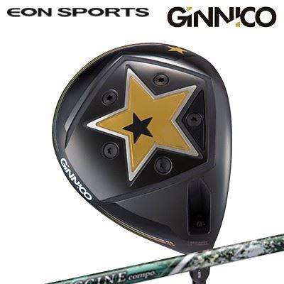 EON SPORTS GINNICO DRIVER WACCINE COMPO GR-350イオンスポーツ ジニコ ドライバー ワクチンコンポ GR-350