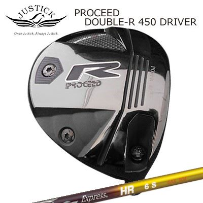 PROCEED DOUBLE-R DRIVER Fire Express HRプロシード ダブル アール 450 ドライバー ファイアーエクスプレス HR