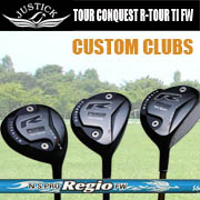JUSTICKPROCEED R-TOUR CONQUEST TITANIUM FW SHAFT:N.S.PRO Regio FW Seriesジャスティックプロシード ツアーコンクェスト アール ツアー チタン フェアウェイウッドシャフト:日本シャフト N.S.PRO Regio FW