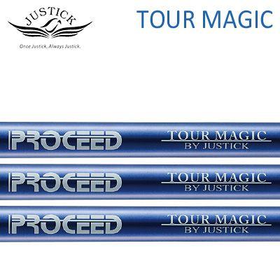 JUSTICK PROCEED TOUR MAGIC Woodジャスティック プロシード ツアー マジック ウッドシャフト