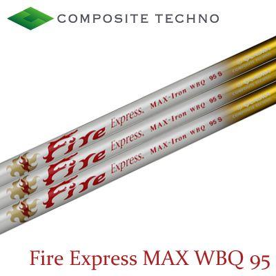 コンポジット テクノファイアーエクスプレス マックス アイアン WBQ95単品(#3,#4,Aw,Sw)