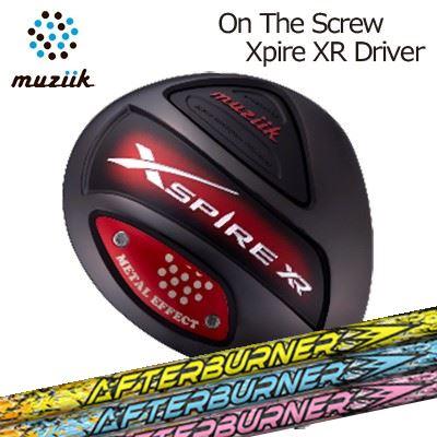 【名入れ無料】 Muziik Xpire XR Driver TRPX AFTERBURNERムジーク エクスパイア XR ドライバー トリプルエックス アフターバーナー, 本間アニマルメディカルサプライ 86b2966f