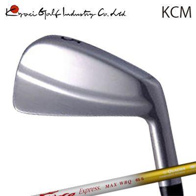 KYOEI GOLF REGULAR IRON KCM Fire Express MAX WBQ 95共栄ゴルフ レギュラーアイアンヘッド KCM ファイアーエクスプレス マックス WBQ 956本セット(#5~PW)