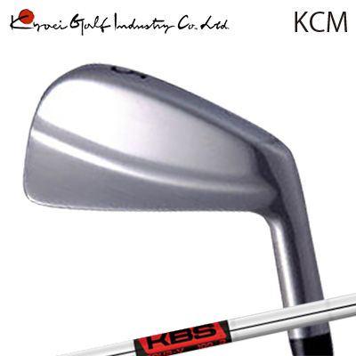 KYOEI GOLF REGULAR IRON KCM KBS TOUR V共栄ゴルフ レギュラーアイアンヘッド KCM KBSツアー V6本セット(#5~PW)