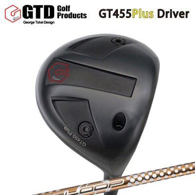 【完売】  GTD GTD 455 Plus Driver ループ Loop Prototype 455プラス LTGTD 455プラス ドライバー ループ プロトタイプ LT, 枕屋PILOXS:57862db0 --- dibranet.com