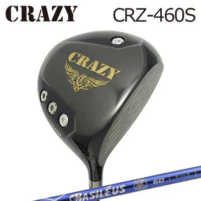 好評 CRAZY CRZ-460S ドライバー DRIVER 2 BASILEUS CRZ-460S A2クレイジー CRZ-460S ドライバー バシレウス アルファ 2, CASA HILS 【カーサヒルズ】:aa57896f --- promilahcn.com