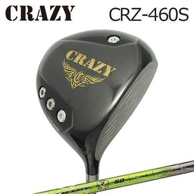 CRAZY CRZ-460S DRIVER BASILEUS Gクレイジー CRZ-460S ドライバー バシレウス ガンマ