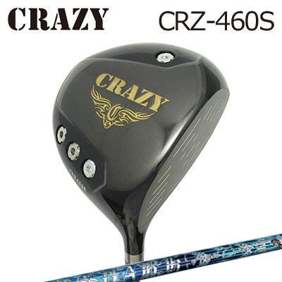 高い素材 CRAZY CRZ-460S DRIVER Spark Angelクレイジー CRZ-460S ドライバー スパークエンジェル, ハヤカワチョウ bc94e40b