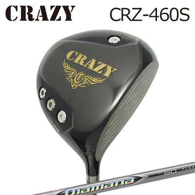 【限定価格セール!】 CRAZY CRAZY CRZ-460S DIAMANA DRIVER DIAMANA CRZ-460S ZFクレイジー CRZ-460S ドライバー ディアマナ ZF, 大井川茶園:cb4ce409 --- annhanco.com