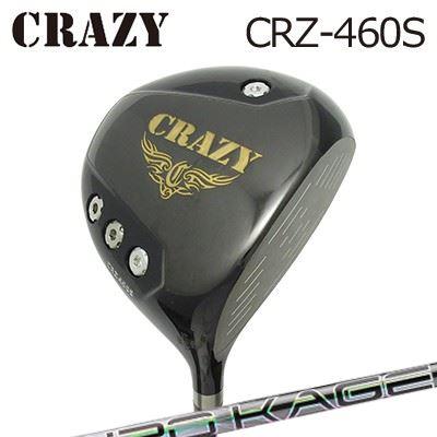 【ファッション通販】 CRAZY CRZ-460S DRIVER CRAZY KUROKAGE XDクレイジー CRZ-460S CRZ-460S ドライバー DRIVER クロカゲ XD, 悠彩堂:44593b09 --- greencard.progsite.com