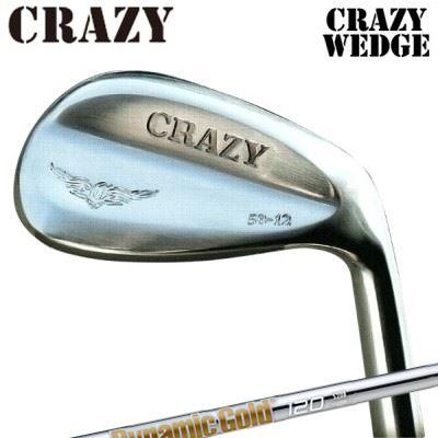 CRAZY WEDGE Dynamic Gold 120 VSS / 95 VSS PROクレイジー ウェッジ ダイナミックゴールド 120 VSS / 95 VSS プロ