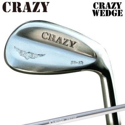 CRAZY WEDGE K'S Wedge HW120 DCRクレイジー ウェッジ K'S ウェッジ HW120 DCRメッキ仕上