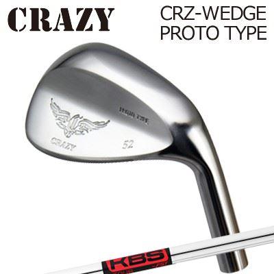 CRAZY CRZ-WEDGE PROTO TYPE KBS TOURクレイジー CRZ ウェッジ プロトタイプ KBSツアー