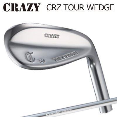 CRAZY CRZ-TOUR WEDGE K'S Wedge HW120 DCRクレイジー CRZ ツアー ウェッジ K'S ウェッジ HW120 DCRメッキ仕上